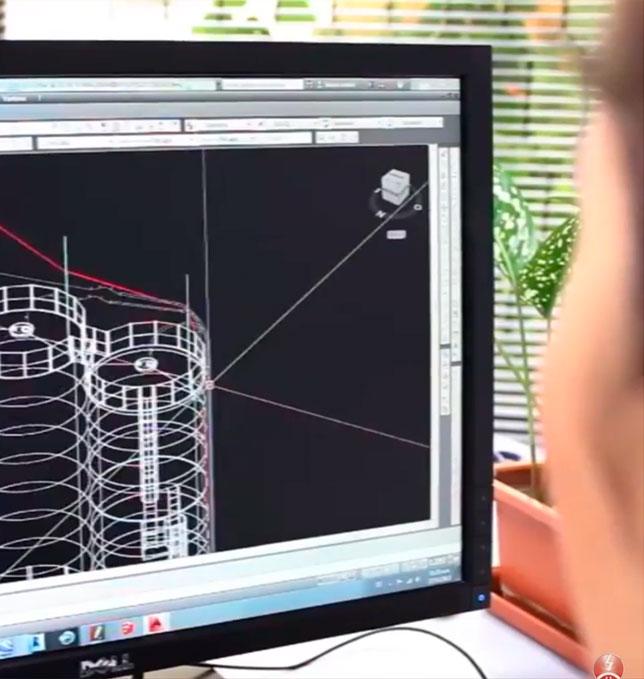 diseño-3d - pararrayos