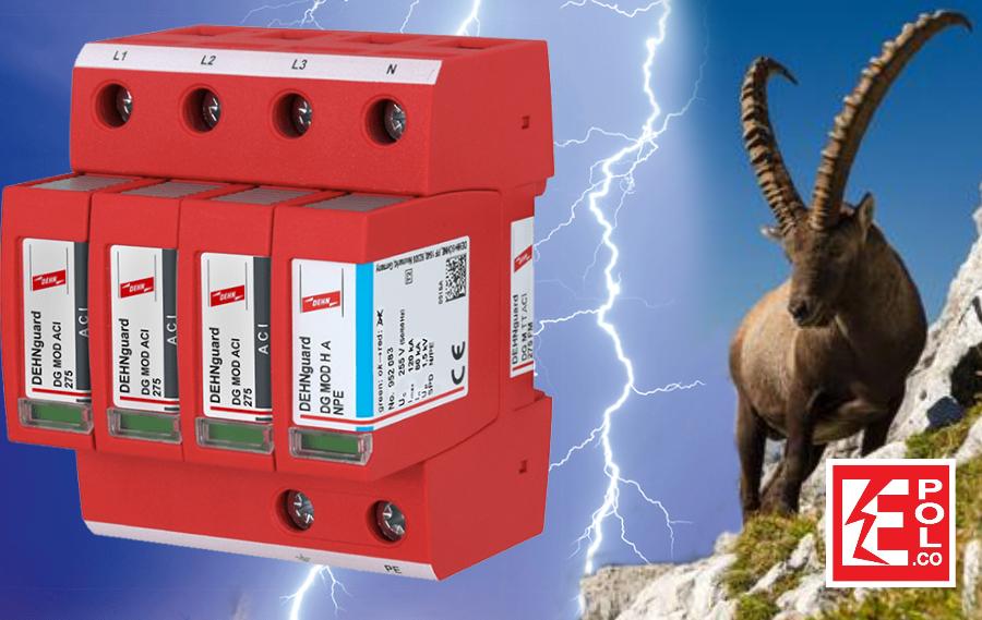 DPS supresor eléctrico ACI